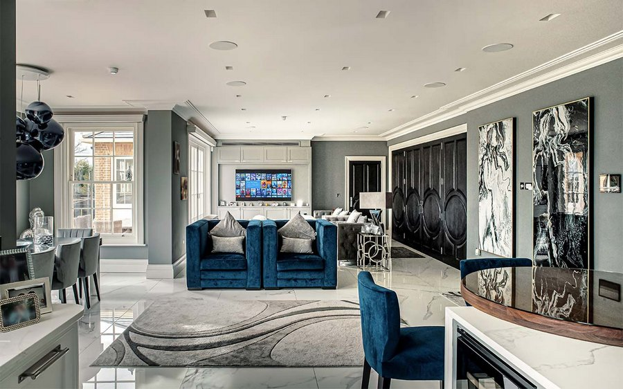 CASE STUDY: LUXURY ESSEX SMART HOME TRANSFORMATION(图2)